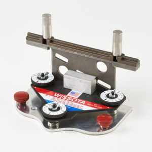 Elite 3-D Universal Figure Skate Holder-0