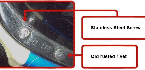 Rivet Repair Kit-78