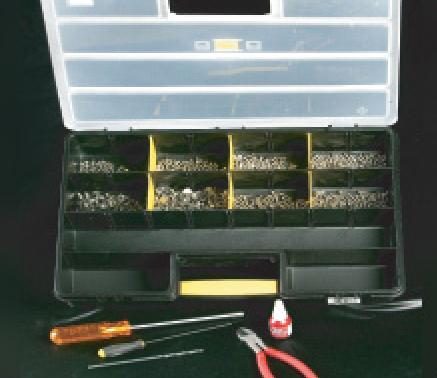 Rivet Repair Kit-0